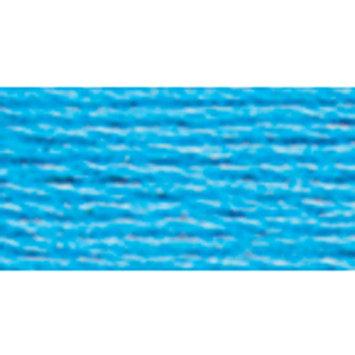 Dmc Dollfus-mieg & Cie DMC Six Strand Embroidery Cotton 100 Gram Cone Electric Blue Medium