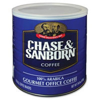 Office Snax OFX33000 Chase and Sanborn Coffee100 Percent Arabica 34.5 oz