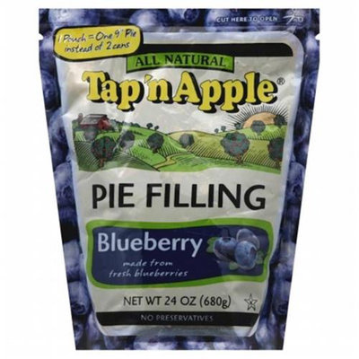 Tap N Apple Tap 'N Apple All Natural Pie Filling Blueberry - 24 oz