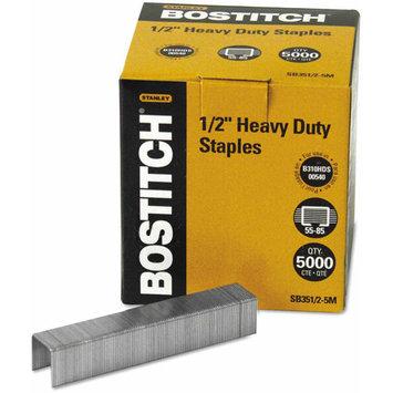 Stanley Bostitch Staples Heavy-Duty, 55- to 85-Sheet Capacity, 5