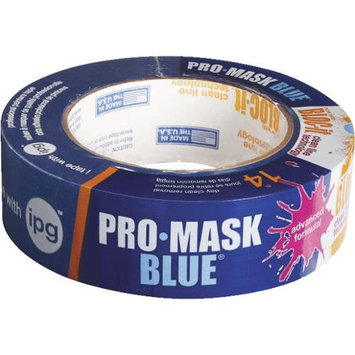 Intertape Polymer Group 1.41 in. x 60 yds. ProMask Blue Painter's Tape with Bloc It 9532-1.5
