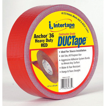 Intertape Polymer Group Intertape Anchor 36 Heavy Duty DUCTape 4335 RED