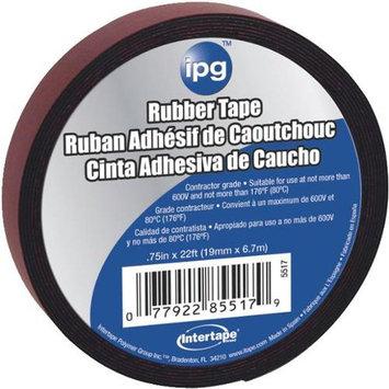 Intertape 5517 Contractor Grade Rubber Tape