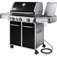 Weber Genesis Series 3 Burner Natural Gas Grill - Black