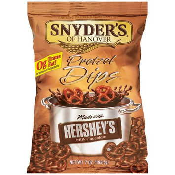 Snyders Of Hanover Pretzel Dips Chocolate Covered Pretzels