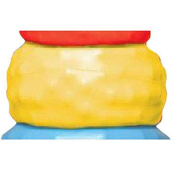 Sportime Yuck-E-Medicine Ball - Yellow