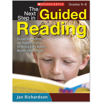 Scholastics Teacher Scholastic Guided Reading Books, 36 books/Six Titles and Teaching Guide