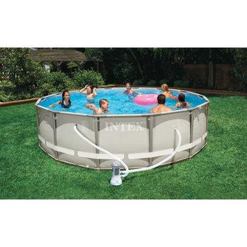 Intex 14ft x 42in Ultra Frame Pool