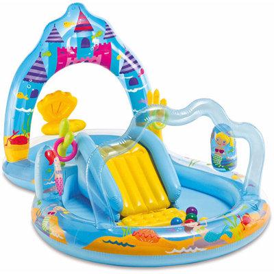 Intex 57139EP Mermaid Kingdom Pool Play Center