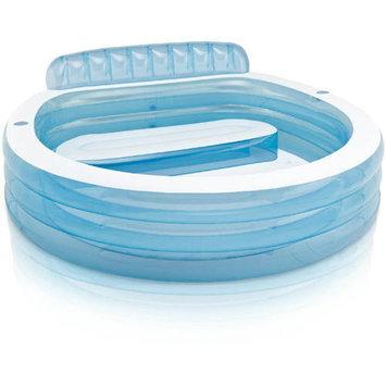 Intex Ocean Reef Snapset Instant Kids Swimming Pool / 56453EP