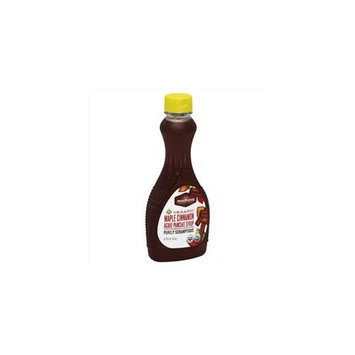 Madhava Honey Syrup Pancake Maple Cinnamon 11.75Fo Pack Of 6