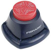 Fiskars 4-In-1 Embossing Corner Punch - Elegance