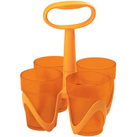 Fiskars Scissors Class Caddy with Antimicrobial Handle - Orange
