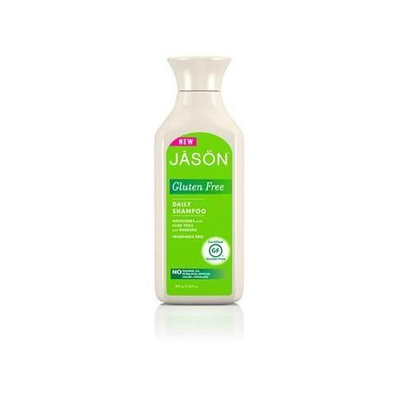 Jason Gluten Free Daily Shampoo Fragrance Free 16 fl oz