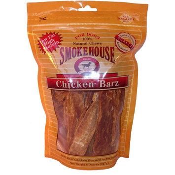 Smokehouse Pet Products 8 Oz Chicken Barz 26014