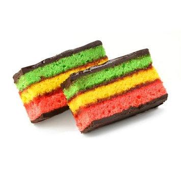 Reismans RC Rainbow Cookies, Pack of 12
