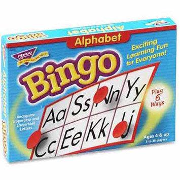 Trend T6062 Alphabet Learners Bingo Game - Alphabet Recognition
