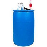 Augason Farms 55-gallon Plastic Emergency Water Storage Barrel Kit