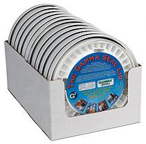 Augason Farms Gamma Seal Lids - 12pk. - Emergency Supplies