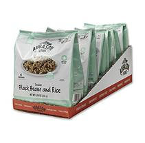 Blue Chip Group Augason Farms Pantry Pack Instant Black Beans and Rice (Pack of 6)
