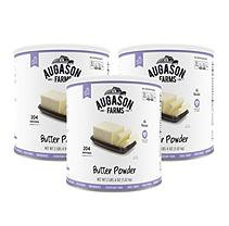 Augason Farms Butter Powder (36 oz, 3 pk.)