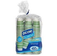 Dixie Cold Cups - 5 oz./450 ct. - Cups, Lids & Dispensers