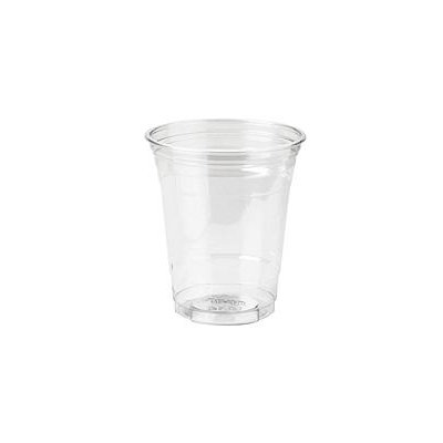 Dixie Clear Plastic Cups