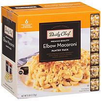 Daily Chef™ Elbow Macaroni Pantry Pack (1 lb, 6 ct.)
