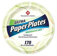 Member's Mark Paper Plates