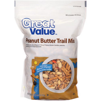 Great Value Peanut Butter Trail Mix, 26 oz