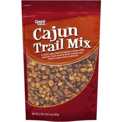 Great Value Cajun Trail Mix, 27 oz