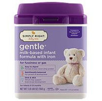 Simply Right Gentle Infant Formula - 48 oz.