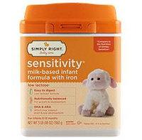 Simply Right - Sensitivity Infant Formula - 48 oz. - Baby Formula