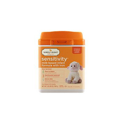 Simply Right - Sensitivity Infant Formula - 48 oz. - Baby Formula