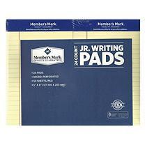 Member's Mark - Perforated Writing Pad - 5