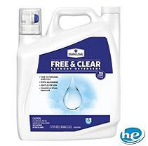 Member's Mark Free and Clear Liquid Detergent (77oz,115 Loads)