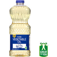 Price First Pure Vegetable Oil, 48 fl oz