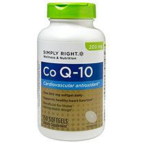Simply Right Co Q-10 Softgels (150 ct.)