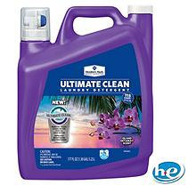 Member's Mark Liquid Laundry Detergent, Island Getaway (177 oz, 115 Loads)