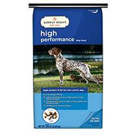 Simply Right High Performance Dog Food (50 lbs.)