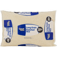 Great Value: Long Grain Enriched Rice, 80 Oz