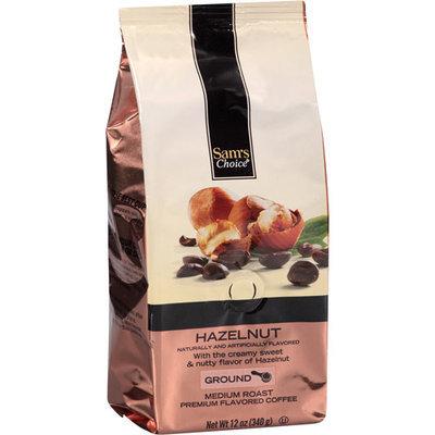 Sam's Choice Hazelnut Medium Roast Ground Coffee, 12 oz
