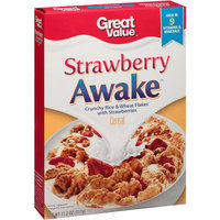 Great Value Strawberry Awake