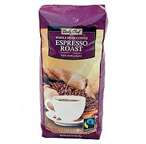 Daily Chef Fair Trade Espresso Roast Coffee (40 oz.)