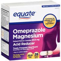 Equate Omeprazole Magnesium Capsules 20.6mg, 28ct