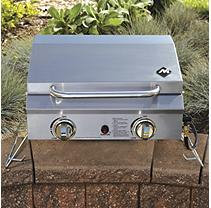 Member's Mark Portable SS Gas Grill with Cover
