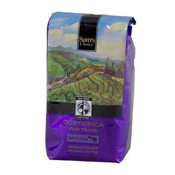 Sam's Choice Costa Rica Medium Roast Ground Coffee, 12 oz