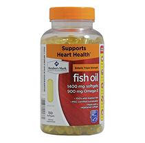 Member's Mark Triple Strength Fish Oil Softgels (150 ct.)
