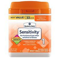 Member's Mark Infant Formula, Sensitivity (48 oz.)