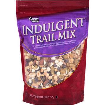 Great Value Indulgent Trail Mix, 26 oz
